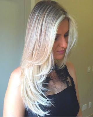 Thin hairs with Long Layers - 20 Best Medium Layered Haircut - For Women Of All Ages