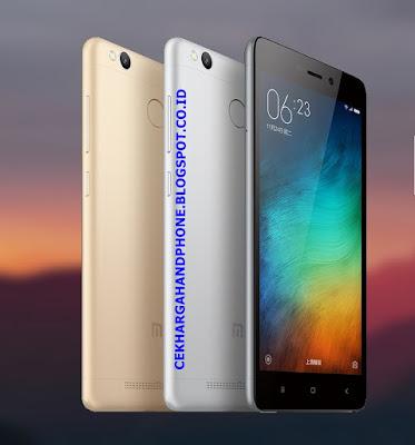 Kelebihan Dan Kekurangan Xiaomi Redmi 3X