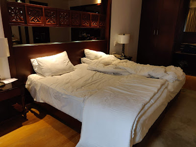 ananta resort room view