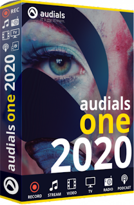 Audials One 2020 Full