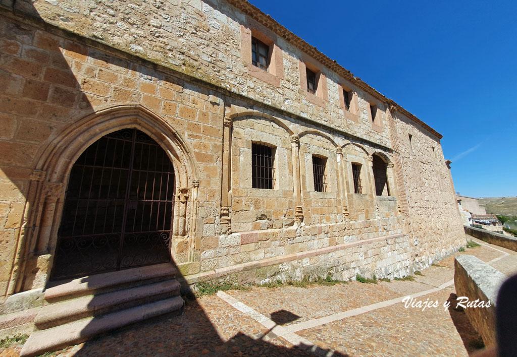 Iglesia de Santa María del Castillo, Maderuelo