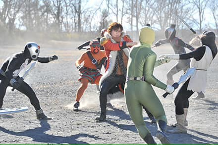 Super sentai strongest battle episode 1 who is the strong - 1 4