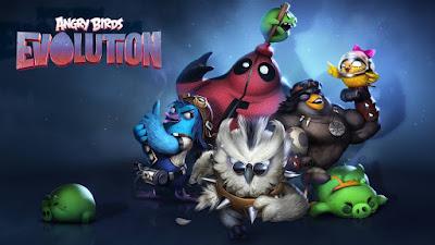 Angry Birds Evolution MOD Daño al Máximo