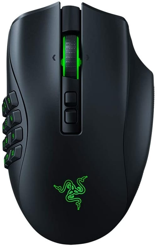 Review Razer Naga Pro Wireless Gaming Mouse