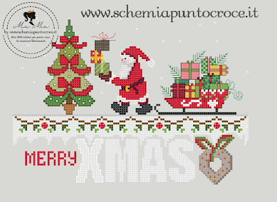 #crossstitchcarols#puntocrocenatale #schemichristmas #christmas2020 #patternchristmastree #decorationsstitch #elves #familystitch #green #happyholidays #holiday #holidays #instagood #patternjolly #lights #love #merrychristmas #ornaments #presents #red #santa #santaclaus #snow #tistheseason #tree #winter #xmas