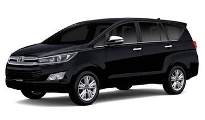 Toyota Innova 2016 Price in India