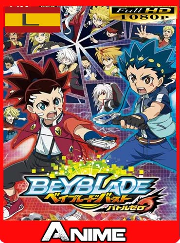 Beyblade Burst Temporada 1HD [1080P]Multi-Audio[GoogleDrive-Mega]dizonHD