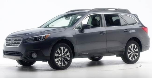2018 Subaru Outback Changes, Redesign