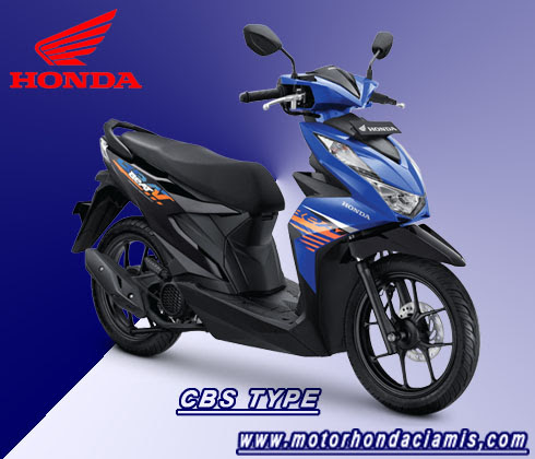 Tempat Kredit Motor Honda Beat Ciamis