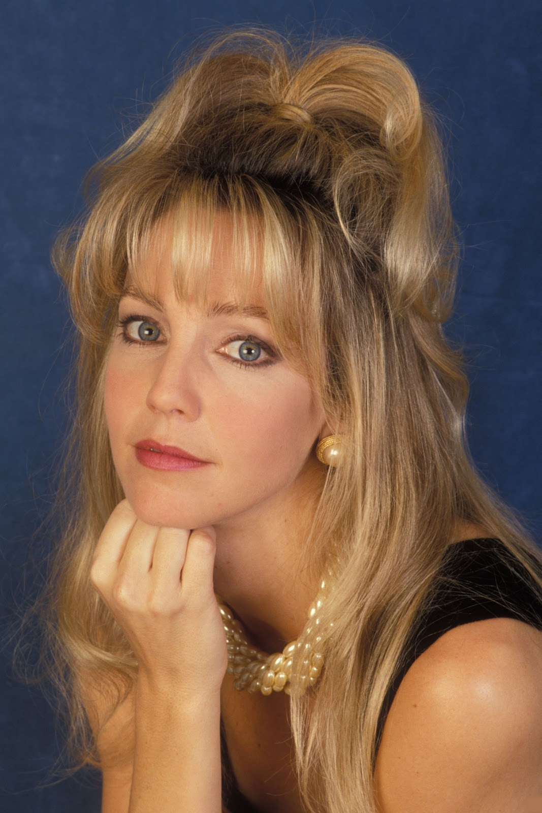 Young Celebrity Photo Gallery: Heather Locklear As Young Girl