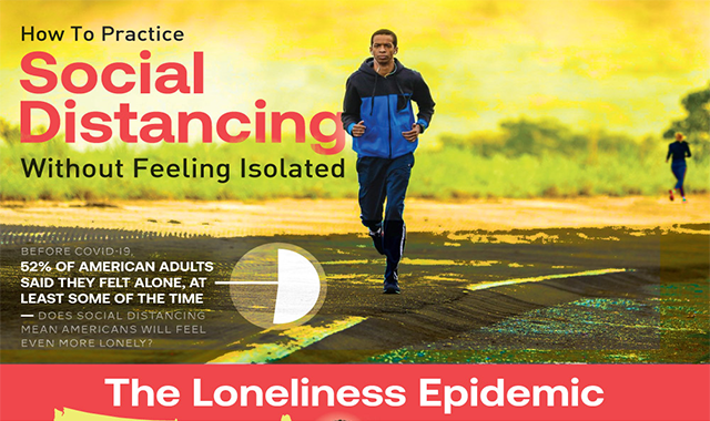 Social Distancing Without Feeling Isolated