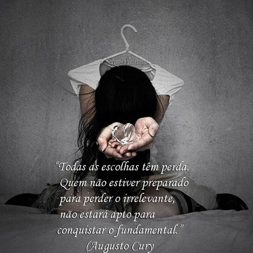 Frases De Augusto Cury Para Facebook Imagui