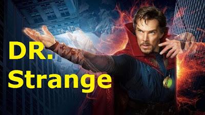 Dr. Strange and Multiverse of Marvel