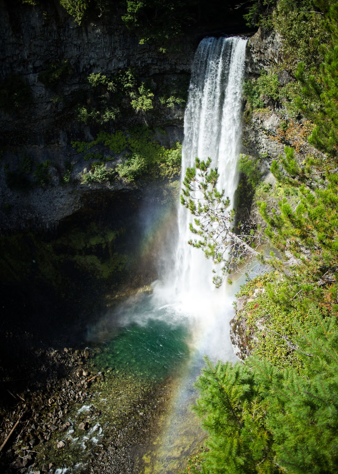In My Dreams - Canadian Blogger - mini BC vacation - Travel diary - Brandywine Falls