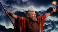 Los 10 mandamientos (1956) - Cine para invidentes