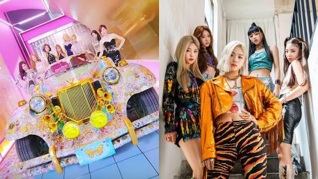 En zor koreografiye sahip K-Pop kız grupları