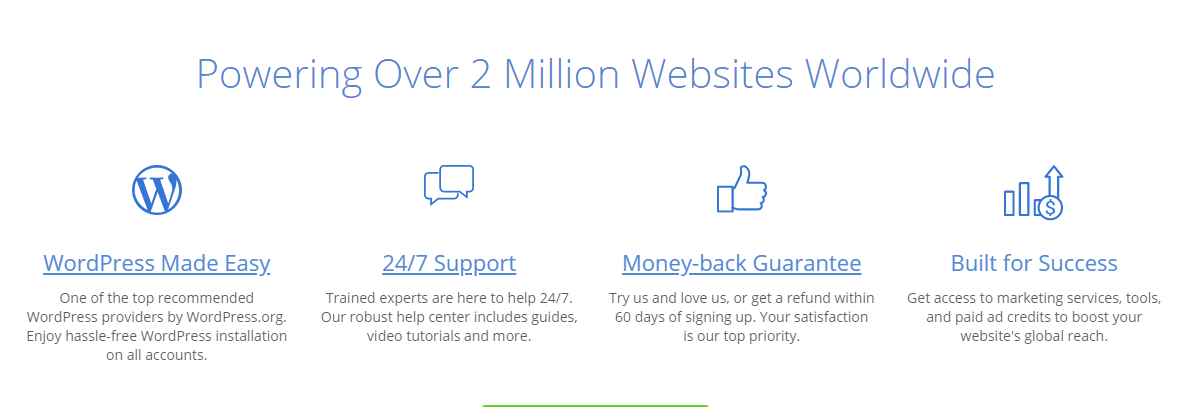 bluehost india : best web hosting india