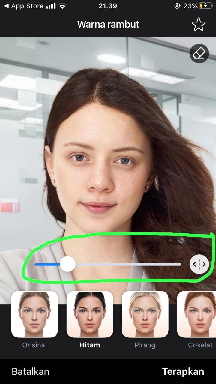 Cara Edit Foto dengan Face App untuk Oplas Challenge yang ...
