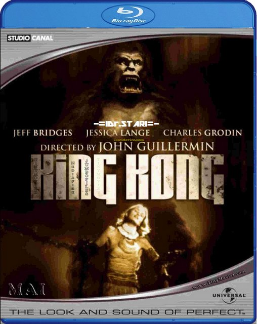 King Kong 1976 Dual Audio Hindi Bluray Download