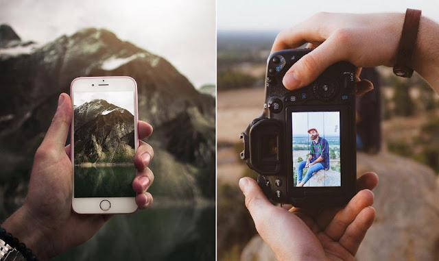 10 Alasan Mengapa Kamera Mirrorless Lebih Baik Dari Kamera Smartphone
