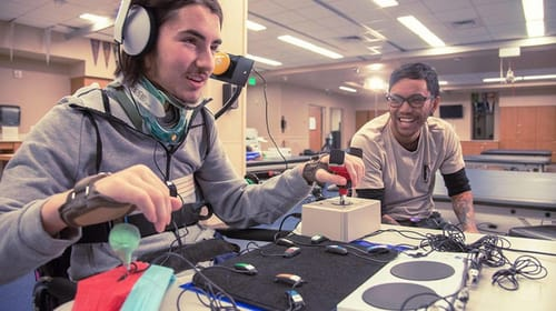 Microsoft makes games suitable for people with disabilities