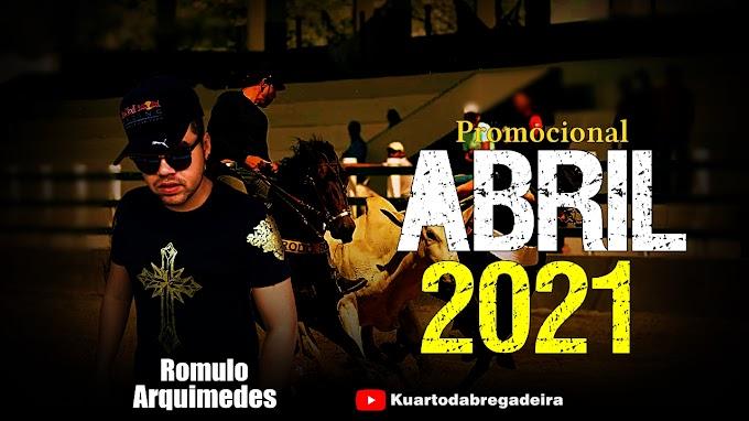 O Cantor Romulo Arquimedes Lança Novo Álbum Abril 2021