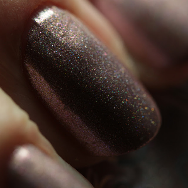 Grace-full Nail Polish Touched a Scale