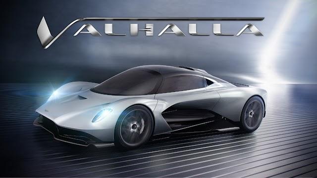 Aston Martin Valhalla, Nama Resmi Dari Mobil James Bond Berikutnya