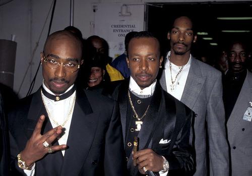 Musica que o Tupac escreveu para o MC Hammer vaza na Internet