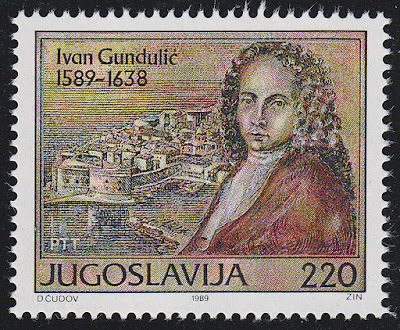 Yugoslavia: Writer Ivan Gundulic Giovanni Gondola