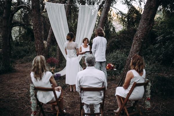 Comienza la ceremonia