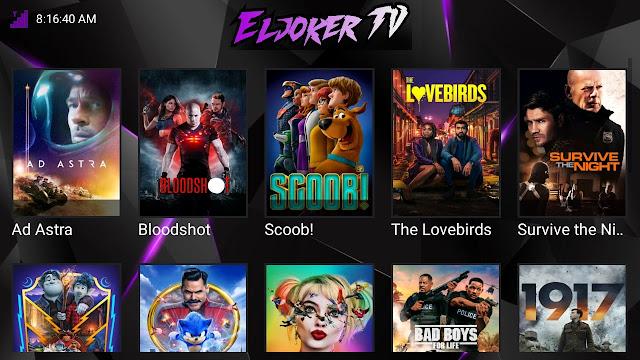 تحميل تطبيق Eljokertv.apk لمشاهدة قنوات العالم المشفرة و المفتوحة و الافلام و المسلسلات 2020