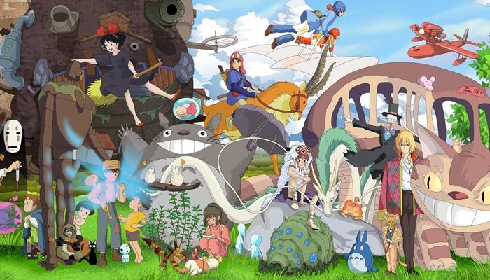 Download Anime Movie Studio Ghibli Sub Indo Lengkap Part 2