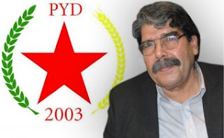 Syrian Kurdish leader Saleh Muslim