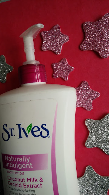 ST. Ives Body Lotion Coconut Milk and Orchid Extracts Review , Price