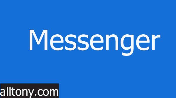 تحميل تطبيق Messenger للأيفون والأندرويد أحدث أصدار