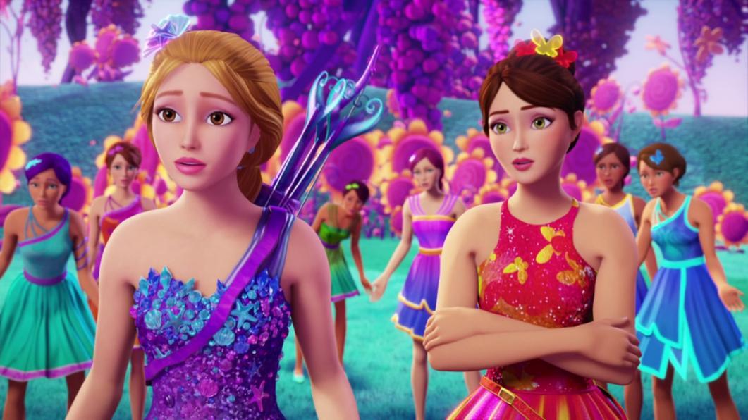 Barbie and The Secret Door - Subtitle Indonesia | Download ...