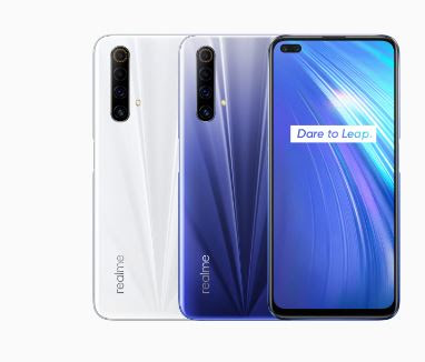 Realme X50m 5G with 120Hz display, Snapdragon 765G  launched
