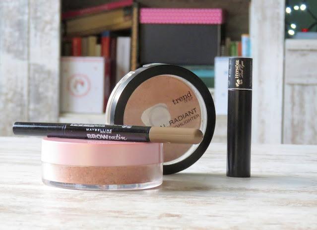 Spotrebovana dekorativna kozmetika recenzia