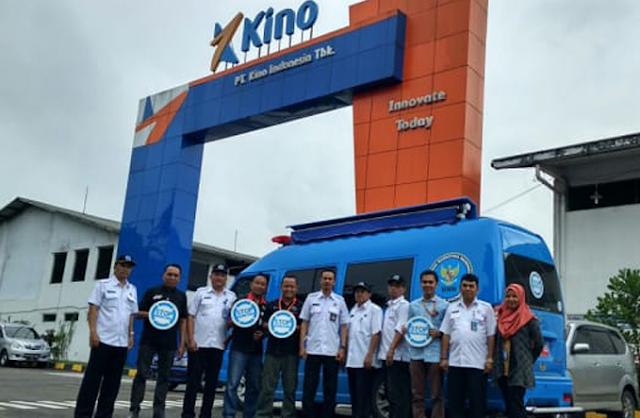 Lowongan Kerja PT. Kino Indonesia Tbk Area Pandeglang