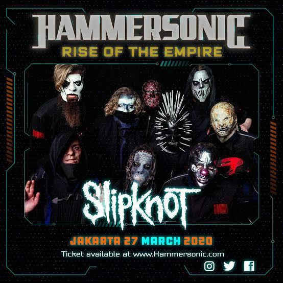 Acara Musik - Hammersonic 2020