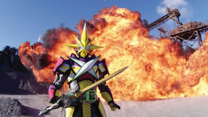 Kamen Rider Saber Episode 21 Subtitle Indonesia