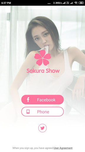 Sakura Show - Hot China Show