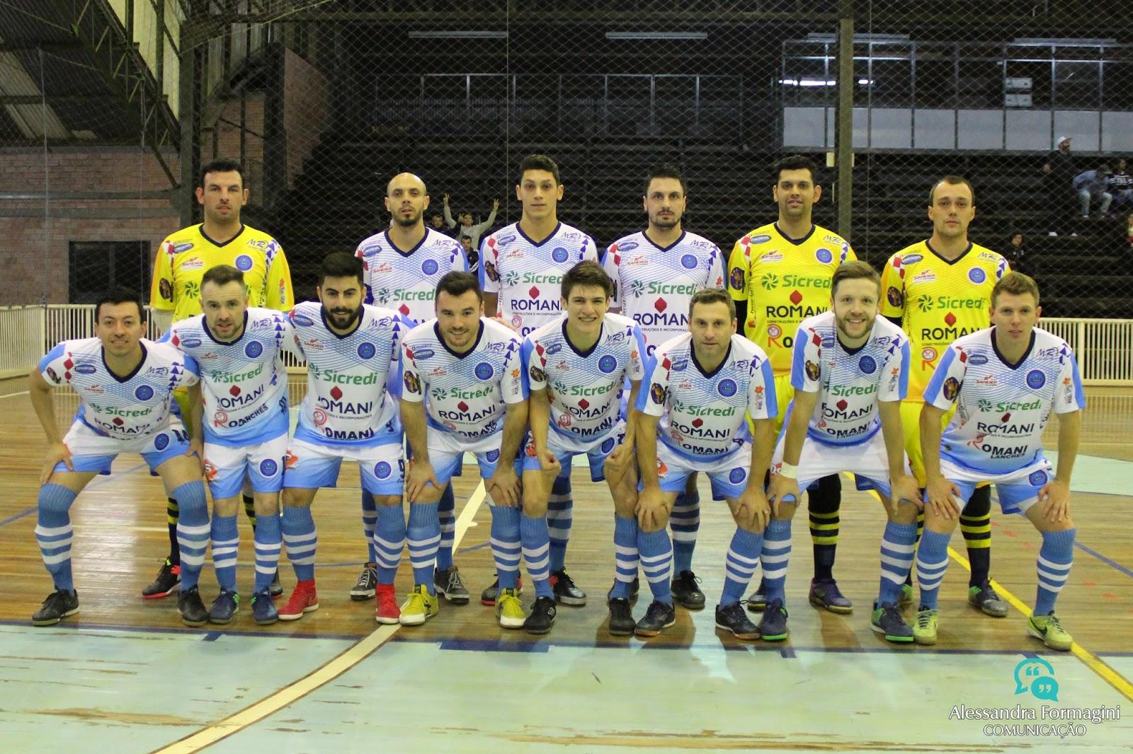 Associação Marauense de Futsal - AMF  Com jogo de 10 gols a5a9dfbaaa368
