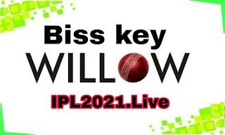Willow Tv Biss key