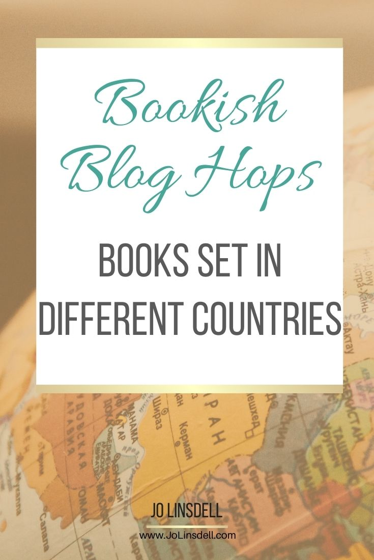 Bookish Blog Hops: Books Set in Different Countries