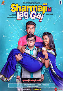 Sharma ji ki lag gayi 2019 Hindi 480p WEB HDRip 350Mb