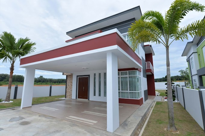 READY TO MOVE IN, DOUBLE STOREY BUNGALOW, TAMAN SEROM PERDANA, TANGKAK