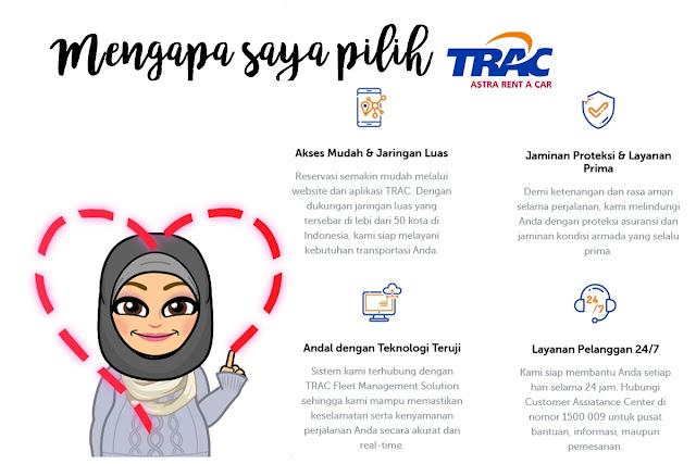 Rental Jakarta Trac Astra