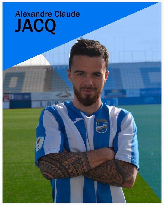 Oficial: Lorca FC, firma Jacq